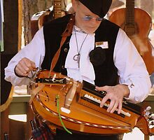 Hurdy Gurdy Man by Rodney Williams