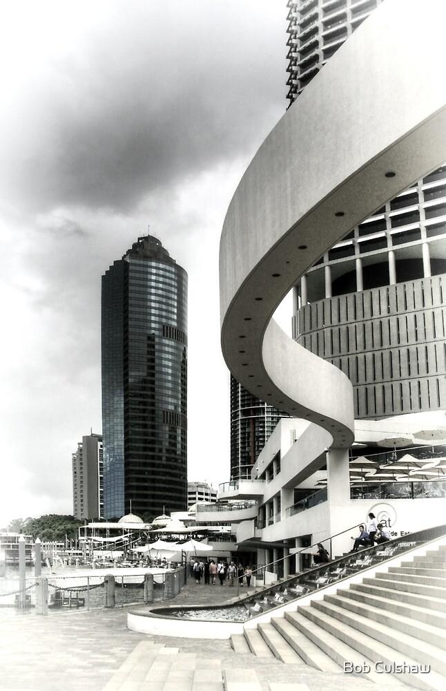 Riverside Architecture, Brisbane, Australia by Bob Culshaw