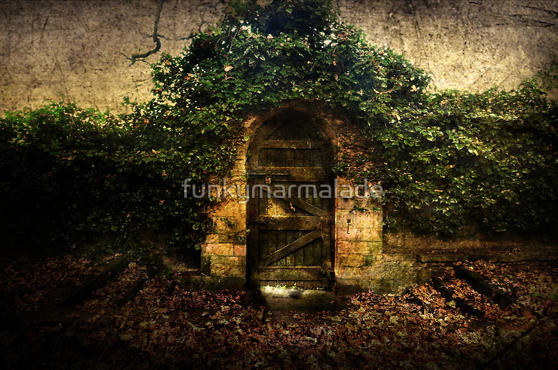*the secret garden* by funkymarmalade