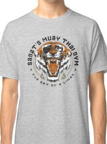 Sagat's Muay Thai Gym Classic T-Shirt