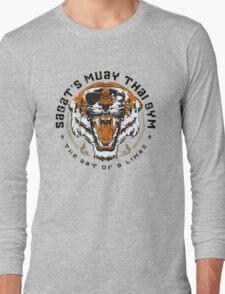 Sagat's Muay Thai Gym Long Sleeve T-Shirt