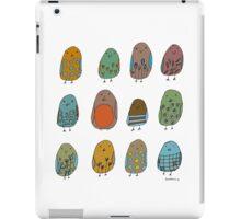 assorted birds iPad Case/Skin