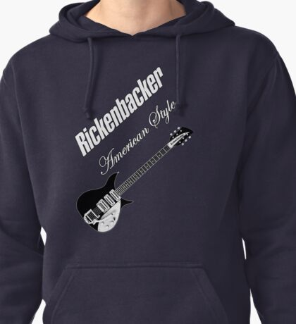 Rickenbacker American Style  Pullover Hoodie