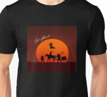 Go West Unisex T-Shirt