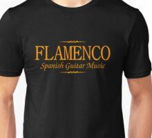 Flamenco Spanish Guitar Music Unisex T-Shirt