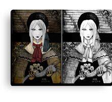 Dolly doll doll Canvas Print