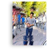 Tyler Posey Design Canvas Print