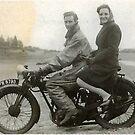 1948 mum & dad by Woodie
