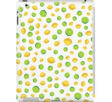 Lemons and Limes iPad Case/Skin