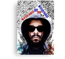 Ice-T Canvas Print