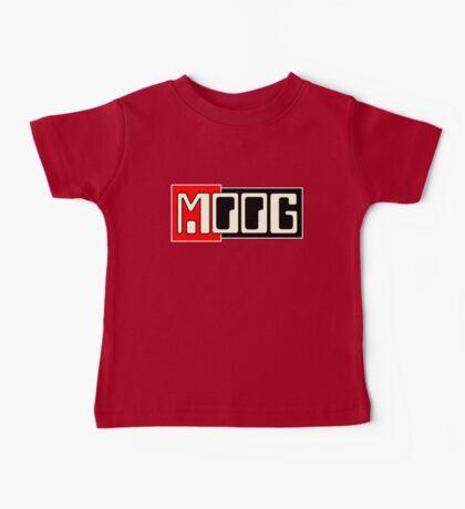 Vintage Moog  Synth Baby Tee