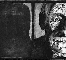 William S. Burroughs by RenaeGoodman