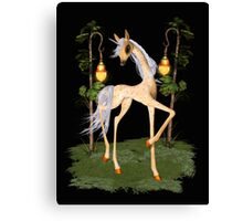 Fantasy Unicorn Canvas Print