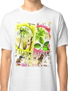 St Lucia Classic T-Shirt
