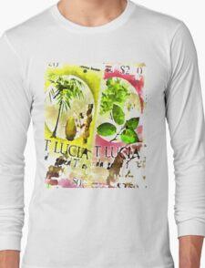 St Lucia Long Sleeve T-Shirt