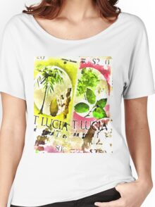 St Lucia Women's Relaxed Fit T-Shirt