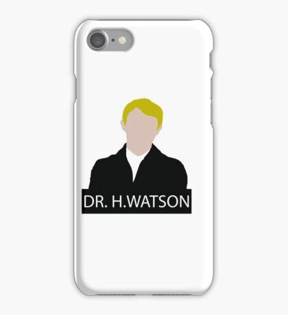 Doctor John Hamish Watson iPhone Case/Skin