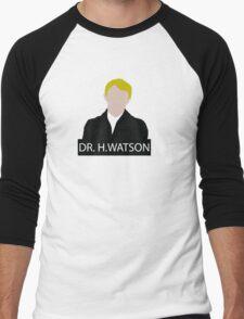 Doctor John Hamish Watson Men's Baseball ¾ T-Shirt