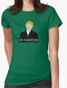 Doctor John Hamish Watson Womens Fitted T-Shirt