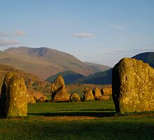 Castlerigg Evening by WatscapePhoto