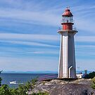 Lighthouse Park by Tracy Riddell