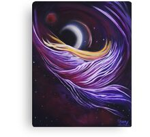 Sliding Canvas Print