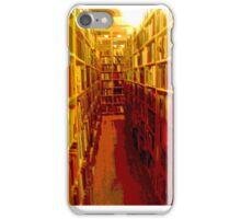 Book Store Beauty iPhone Case/Skin