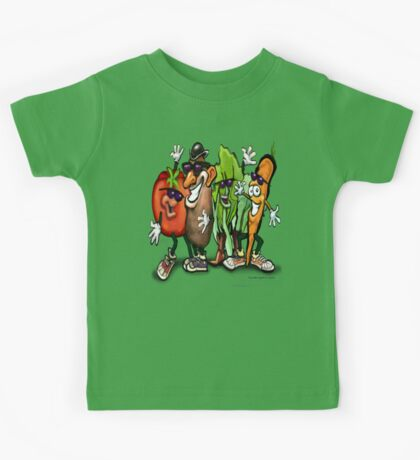 Veggies Kids Clothes