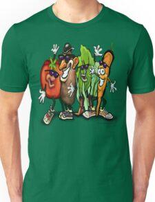 Veggies Unisex T-Shirt