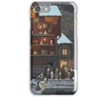 Scene #13: The Toy Maker iPhone Case/Skin