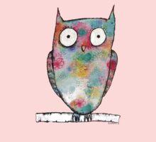 Owl One Piece - Long Sleeve