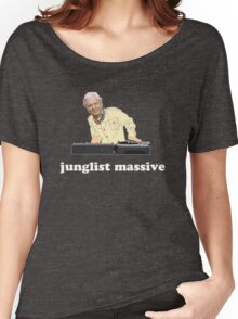 Junglist Massive Women's Relaxed Fit T-Shirt