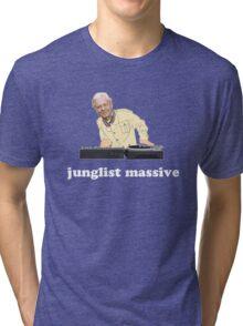 Junglist Massive Tri-blend T-Shirt