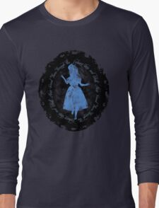 Through the Looking-Glass Long Sleeve T-Shirt