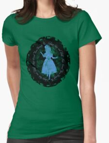Through the Looking-Glass Womens Fitted T-Shirt