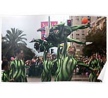 Purim parade 3 Poster