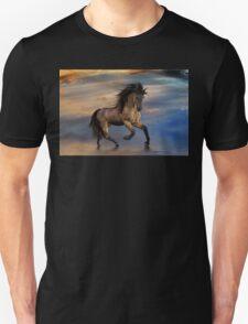 Cosmic .. Wild Stallion Unisex T-Shirt