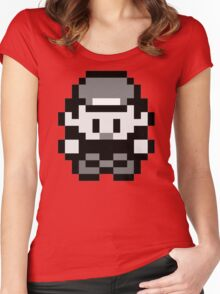 Pokemon Red Women's Fitted Scoop T-Shirt