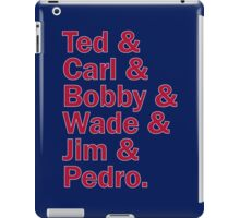 Boston Red Sox Hall of Fame iPad Case/Skin