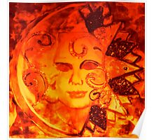 The tragical story about the Sun and the Moon Poster