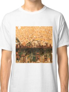 London skyline abstract 3 Classic T-Shirt
