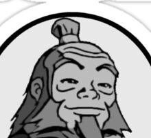What Would Iroh Do? Sticker