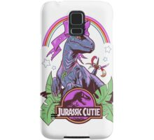 Cute Raptor Jurassic World Samsung Galaxy Case/Skin
