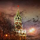 Kremlin Star by Gouzelka