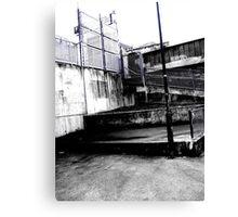 Steps To Oblivion Canvas Print