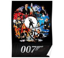 The Incredible World Of 007 Poster