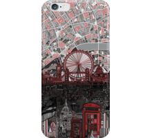 London skyline abstract 4 iPhone Case/Skin