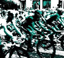 Tour De France - 2010 by Johnny2X