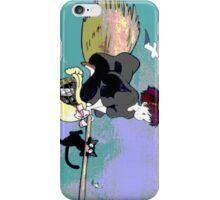 Kiki's Colourful Deliveries iPhone Case/Skin