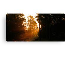 Sometimes Sunrise Canvas Print